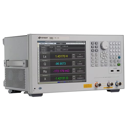 Keysight E4982A/019/030 LCR Meter, 1 MHz to 300 MHz