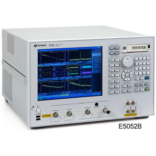 Keysight E5052B Signal Source Analyzer (SSA)