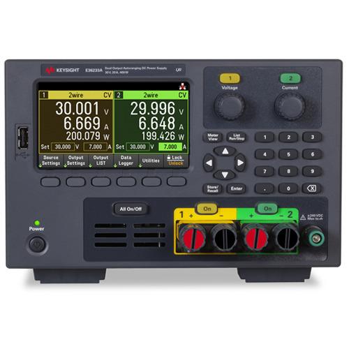 Keysight E36233A DC Power Supply
