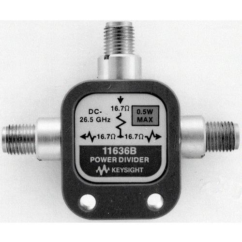 Keysight-11636B-Power-Divider-Front