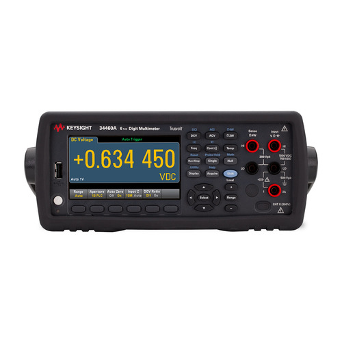 Keysight-34460A-Digital-Multimeter-Front