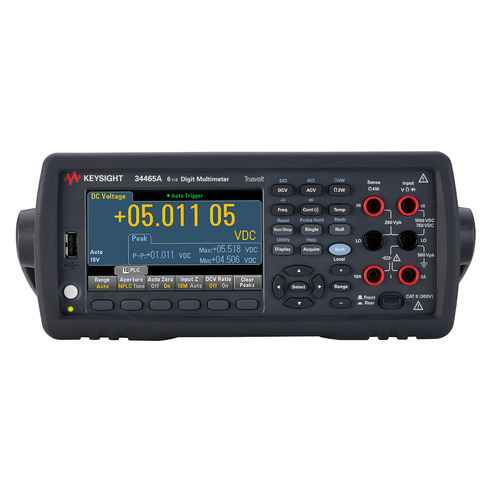 Keysight-34465A-Digital-Multimeter-Front