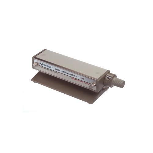 Keysight-8496B-001-Manual-Step-Attenuator-Front