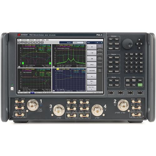 Keysight N5245B PNA-X Microwave Network Analyzer, 900 Hz/10 MHz to 50 GHz