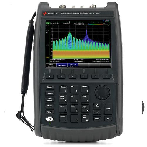 Keysight N9917B FieldFox Microwave Analyzer, 18 GHz