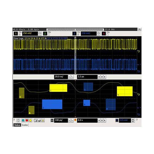 Keysight D9010SCNA InfiniiScan Event Identification Software for 9000, S Series