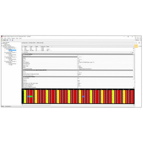 Keysight N7625EMBC LTE and LTE-Advanced TDD eNB Receiver Testing, Pathwave Signal Generation Series