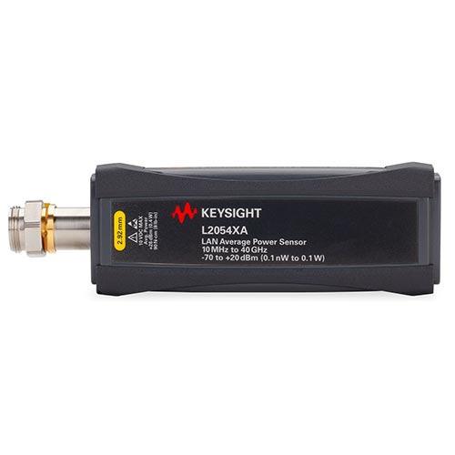 Keysight L2054XA/100 LAN Wide Dynamic Range Average Power Sensor, 10 MHz to 40 GHz