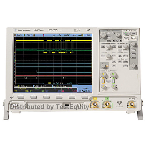 Keysight DSO7012B 2-channel, 100 MHz Oscilloscope