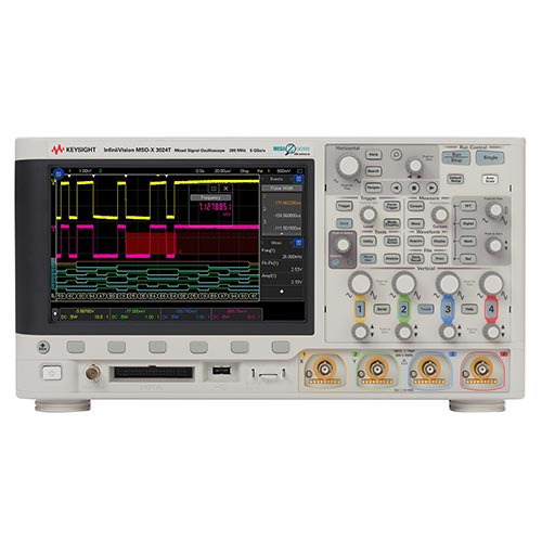 Keysight MSOX3034T Mixed Signal Oscilloscope