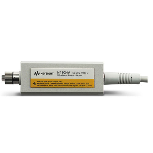 Keysight N1924A/105 Wideband Power Sensor
