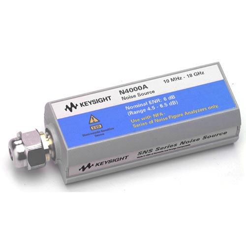 Keysight N4000A/100 SNS Series Noise Source, 10 MHz to 18 GHz (ENR 6 dB)