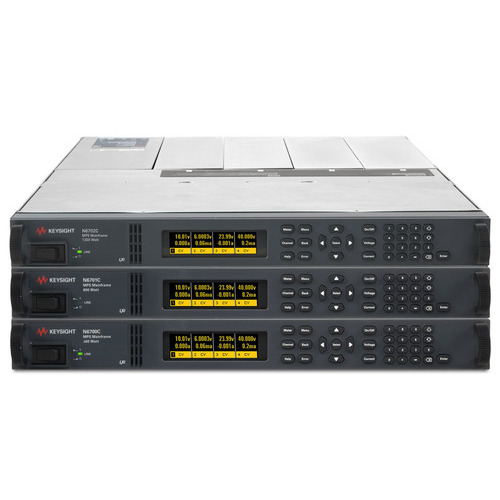 Keysight N6701C Power System Mainframe