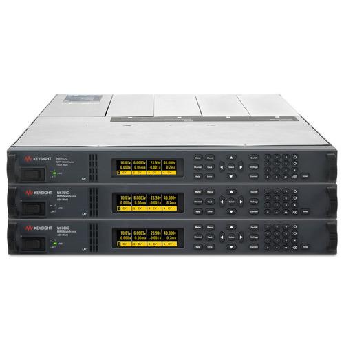 Keysight N6702C Power System Mainframe