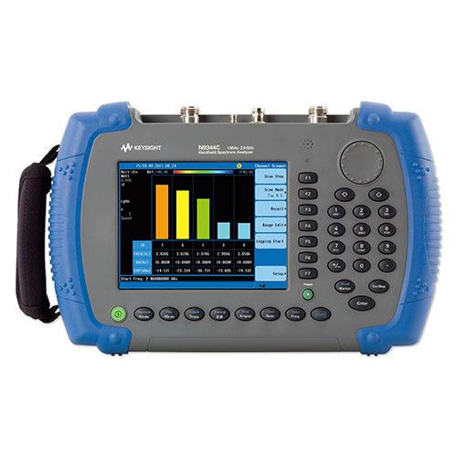 Keysight N9344C/0B0 Handheld Spectrum Analyzer