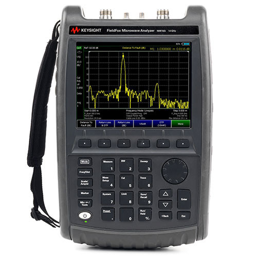 Keysight N9917A FieldFox RF Combination Analyzer