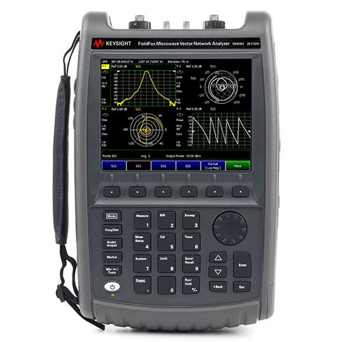 Keysight N9928A FieldFox Handheld Microwave Vector Network Analyzer