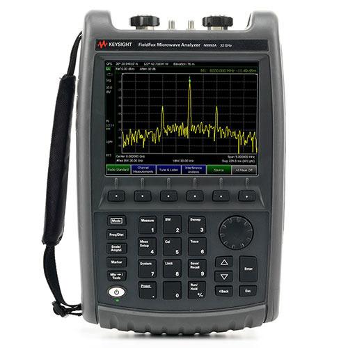 Keysight N9951A FieldFox RF Combination Analyzer