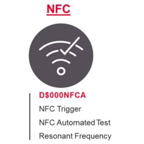 Keysight D4000NFCA/R-B5K-001-A/R-B6K-001-L InfiniiVision Near Field Communications (NFC) Software for 4000 X-Series