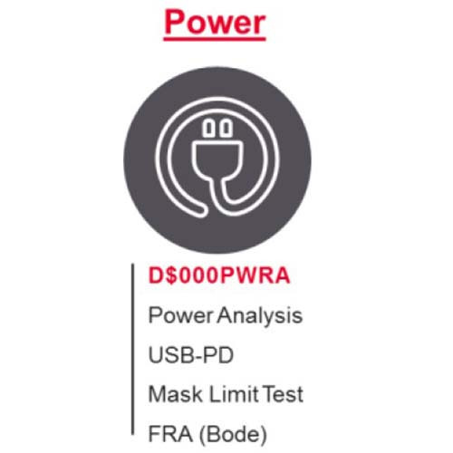 Keysight D3000PWRA/R-B5J-001-A/R-B6J-001-L Power Supply Test Software for 3000 X-Series