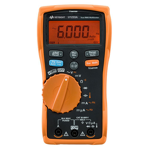 Keysight U1233A Digital Multimeter