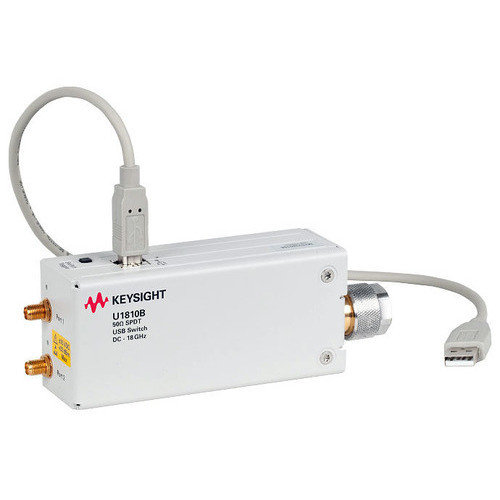 Keysight U1810B USB Coaxial Switch