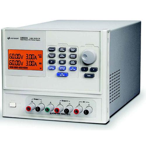 Keysight U8032A 0B0 0EM DC Power Supply