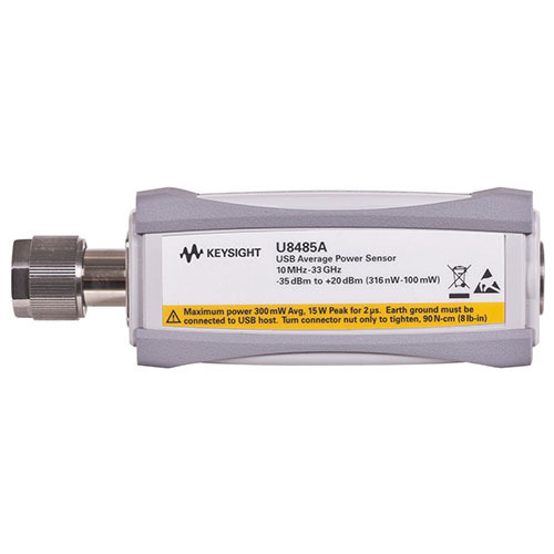 Keysight U8485A/100/U2000A-301 USB Thermocouple Power Sensor