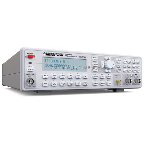 Rohde & Schwarz HM8123 Universal Counter
