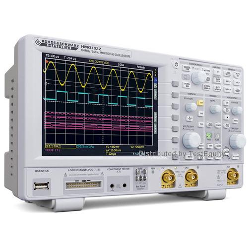 Rohde & Schwarz HMO1024.02 Mixed Signal Oscilloscope
