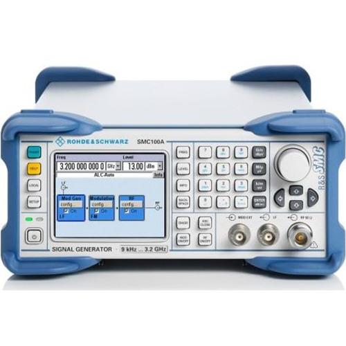 Rohde&Schwarz-SMC100AP31-Front-Signal-Generator