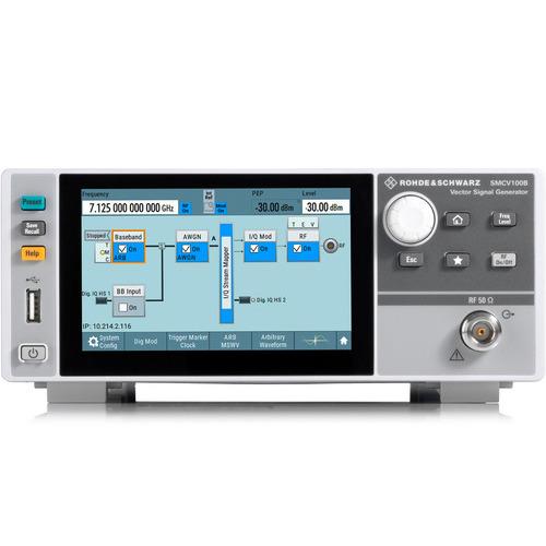 Rohde-Schwarz-SMCV100B-front