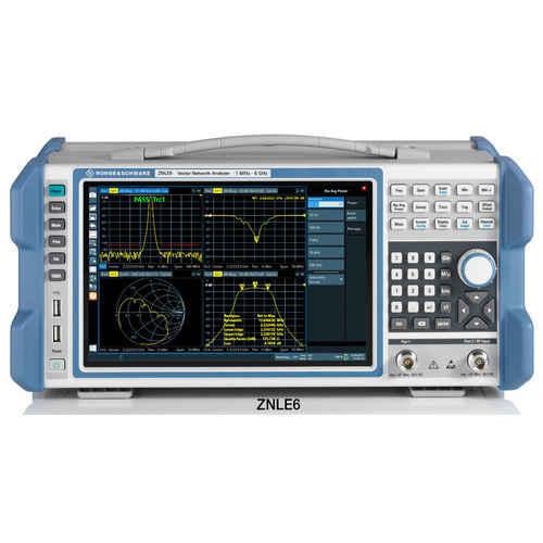 Rohde & Schwarz ZNLE3.53 Vector Network Analyzer