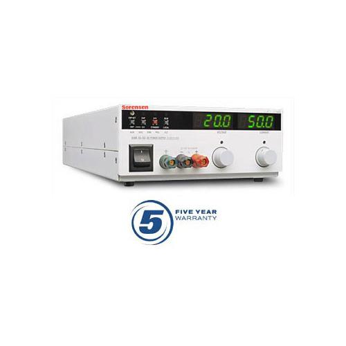 Sorensen XHR600-1.7 Programmable DC Power Supply