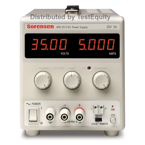 Sorensen XPH75-2D DC Power Supply