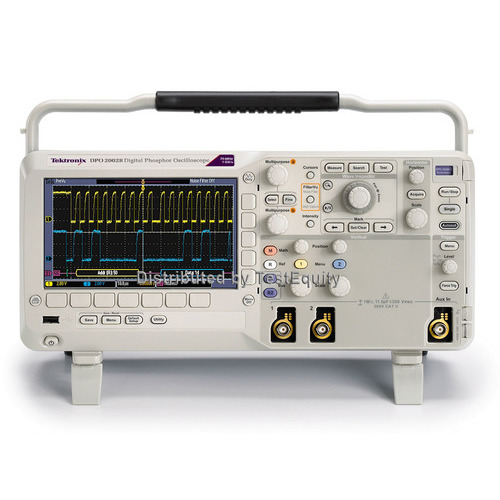 Tektronix DPO2012B Digital Phosphor Oscilloscope