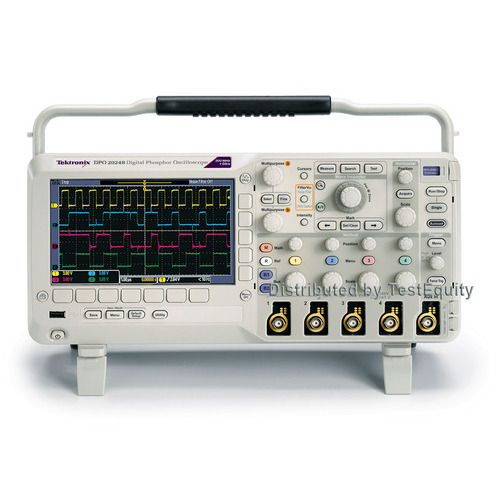 Tektronix DPO2014B Digital Phosphor Oscilloscope