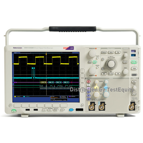 Tektronix MSO4102B Mixed Signal Oscilloscope