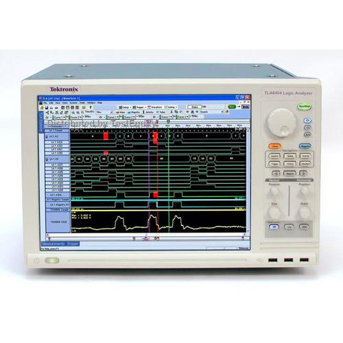Tektronix TLA6404 Logic Analyzer