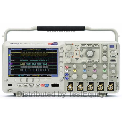 Tektronix MSO2012 Mixed Signal Oscilloscope