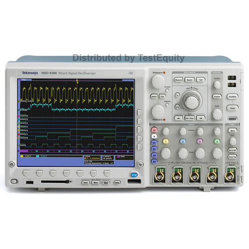 Tektronix DPO4054 Digital Phosphor Oscilloscope