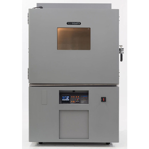 TestEquity 1027H Temperature/Humidity Chamber, 3.5 x 3.5 HP Compresors