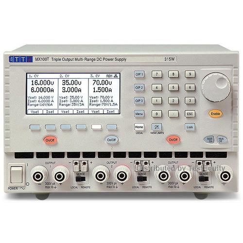 Aim-TTi MX100TP Multi-Range Power Supply