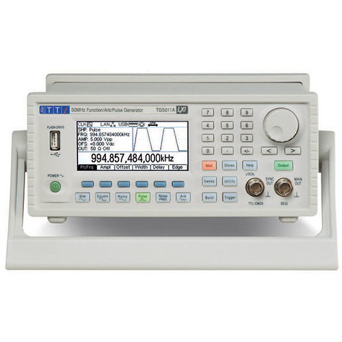 Aim-TTi TG2511A High Performance Function/Arbitrary/Pulse Generator