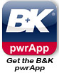 Download the pwrApp for iPhone and iPad