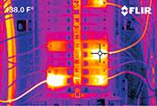 Flir i3 Infrared Image