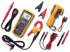 Fluke 1587/ET62MAX+KIT Advanced Electrical Troubleshooting Kit