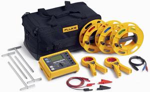 Fluke 1623-2 Kit Basic Geo Earth Ground Tester Kit