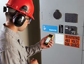 Fluke 1734 Energy Logger is Fluke Connect-enabled