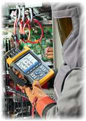 Fluke 435 Series II Power Quality Analyzer